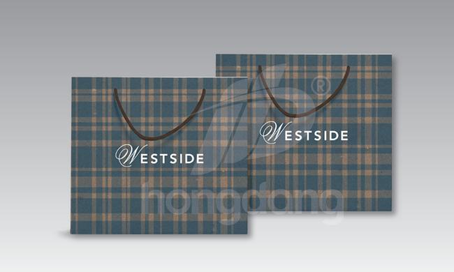 Mẫu túi giấy cho shop thời trang phong cách