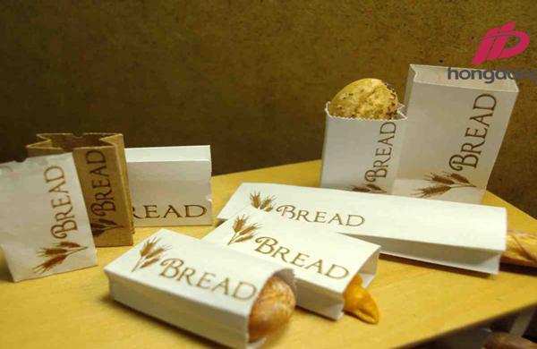 Mẫu túi giấy đựng bánh mỳ đẹp tại Hà Nội
