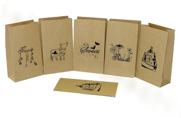 Mẫu túi giấy tái chế giá rẻ đẹp