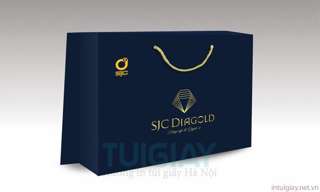 Dịch vụ in túi giấy cho shop thời trang cao cấp