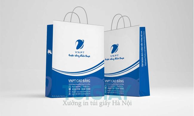 in túi xách giấy tại Hà Nội