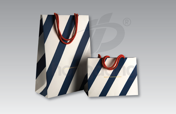 Mẫu túi giấy đựng mỹ phẩm chất lượng