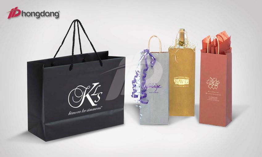 Dịch vụ thiết kế túi giấy đẹp