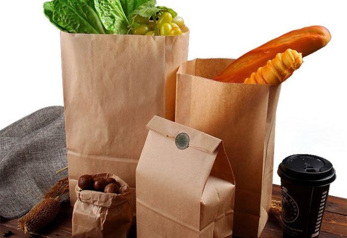 Dịch vụ in túi giấy đựng thực phẩm an toàn, đảm bảo sức khỏe