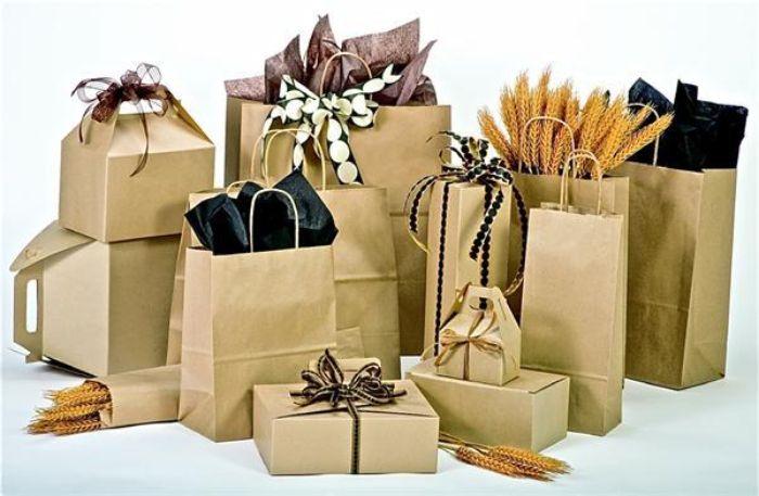 Dịch vụ in túi giấy xi măng gói hàng chuyên nghiệp, giá tốt