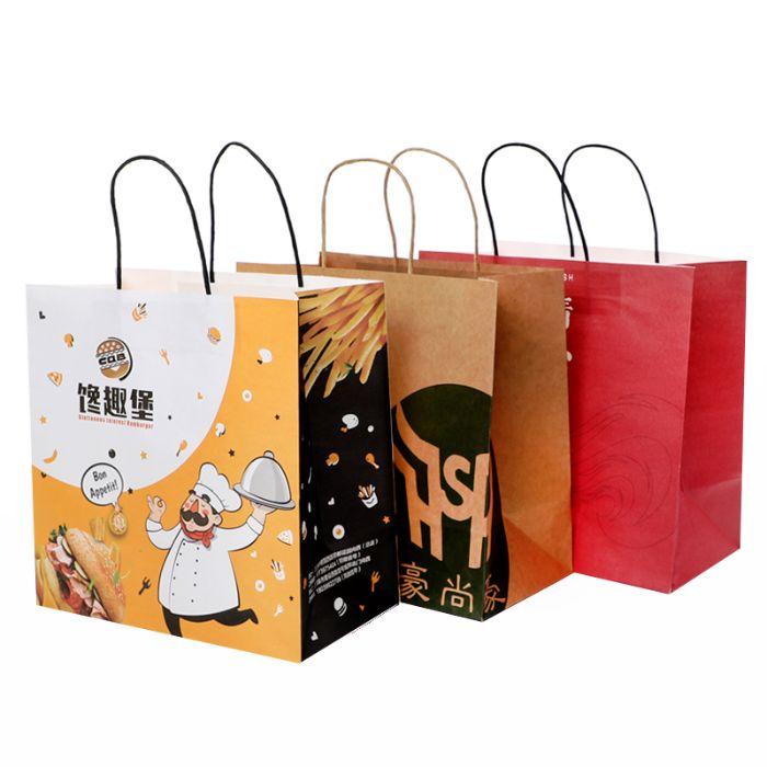 Một mẫu túi giấy đẹp, tinh tế sẽ gây được thiện cảm vô cùng lớn đối với khách hàng