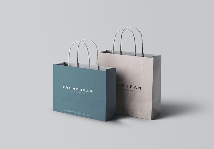 Túi giấy được sử dụng để cho doanh nghiệp quảng cáo một cách hiệu quả