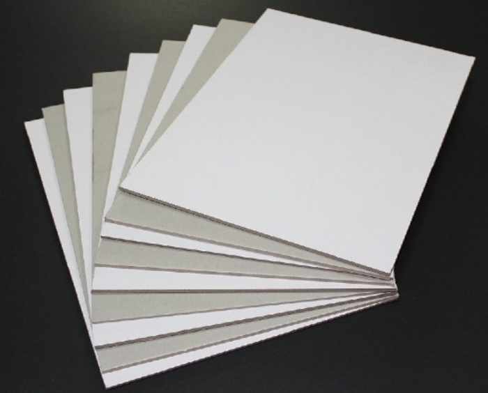 Chất liệu giấy duplex