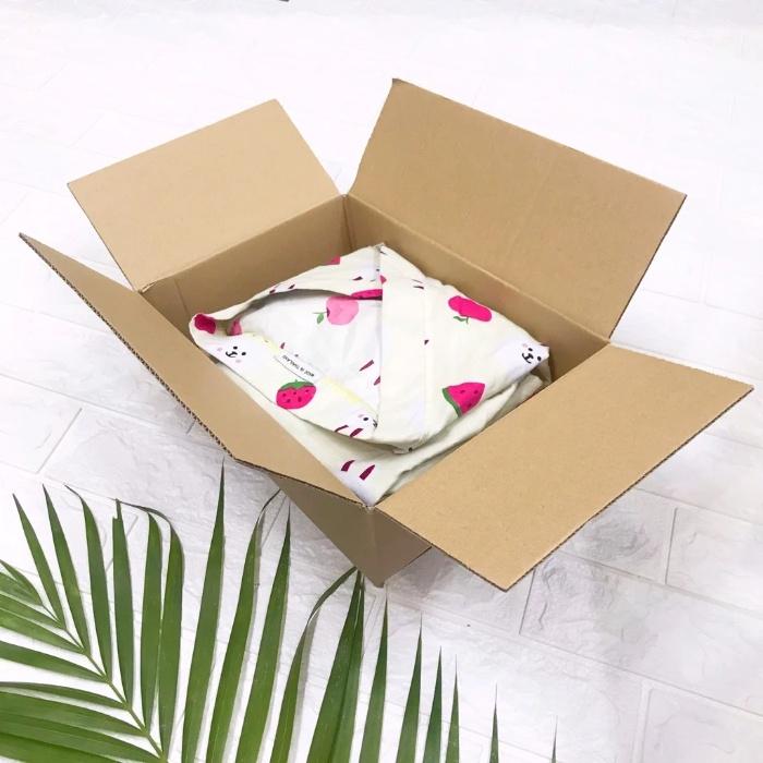 Quy trình in hộp carton đóng hàng tại In Hồng Đăng