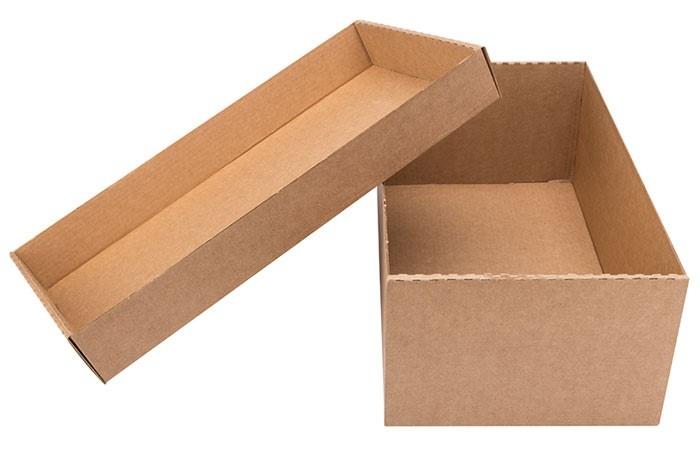 Hộp carton âm dương (nắp rời)