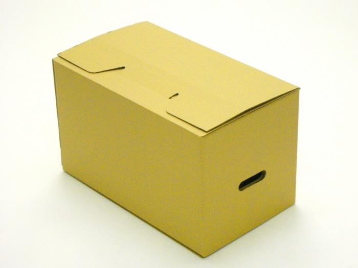 Hộp carton nắp chôm hay còn được gọi là phủ bì