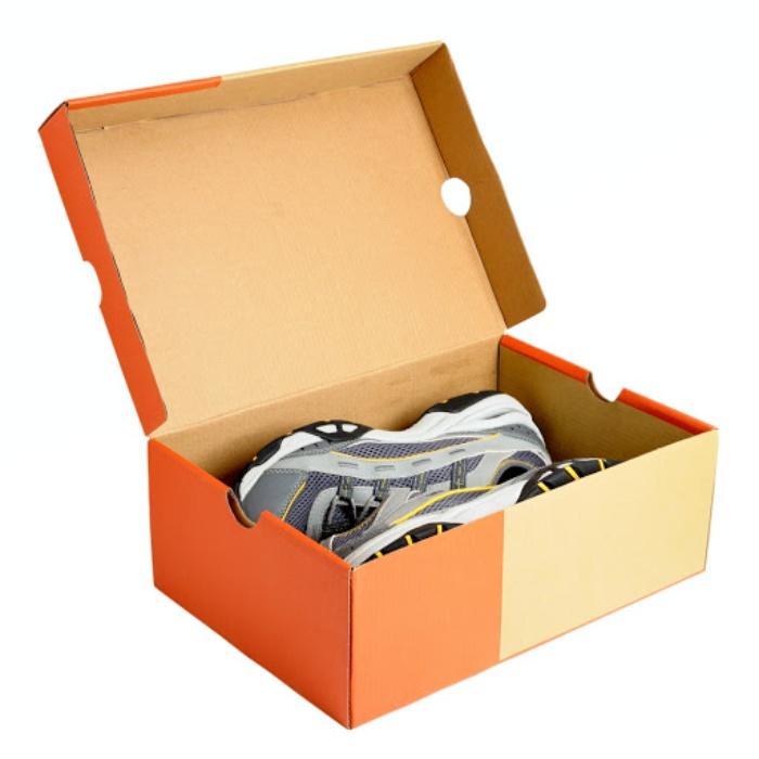 Quy trình in hộp carton đựng giày tại In Hồng Đăng