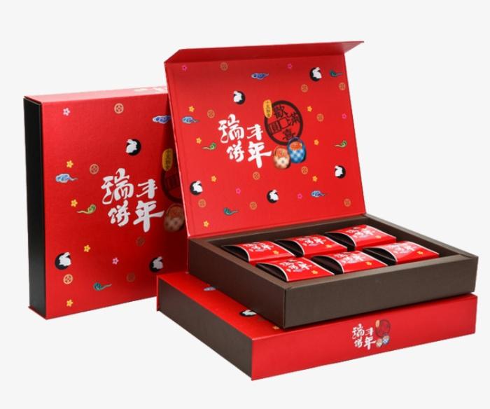 Mẫu hộp giấy gấp có gắn nam châm đang được nhiều đơn vị kinh doanh, sản xuất quà tặng lựa chọn hiện nay