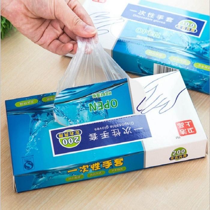 Hộp giấy đựng nước rửa tay, găng tay thường được thiết kế hình hộp chữ nhật nằm ngang