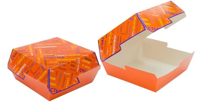 Cam kết in hộp giấy đựng thức ăn theo yêu cầu mà khách hàng đặt ra