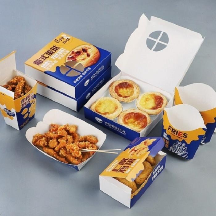 Liên hệ In Hồng Đăng sử dụng dịch vụ in hộp giấy đựng thức ăn