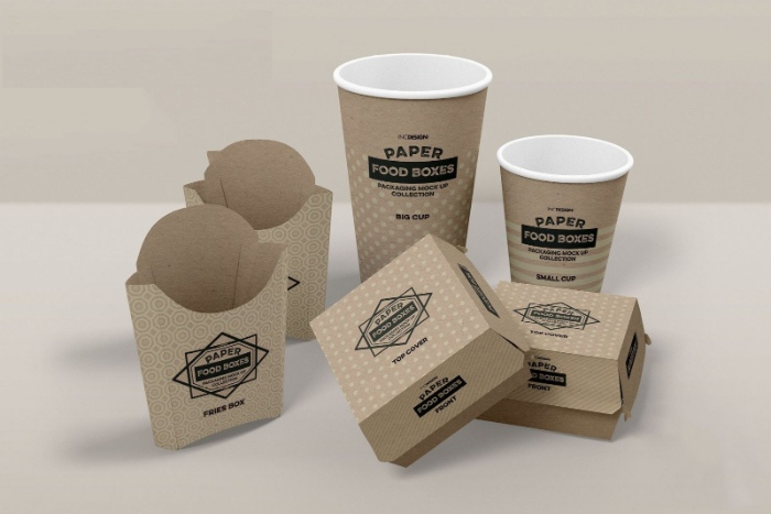 Quy trình in hộp giấy đựng thực phẩm tại In Hồng Đăng