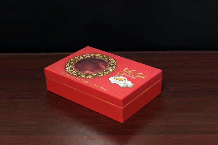 Những chiếc hộp đựng yến sào thường có chi phí sản xuất và gia công cao