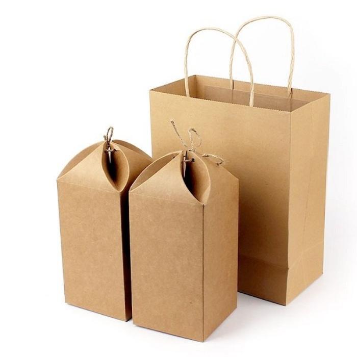Dịch vụ in hộp giấy Kraft tại In Hồng Đăng thu hút được rất nhiều sự quan tâm
