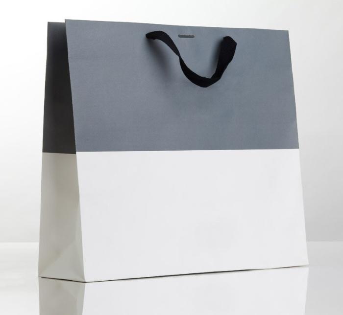 Kích thước của túi giấy dạng đứng (cao x dài x đáy)