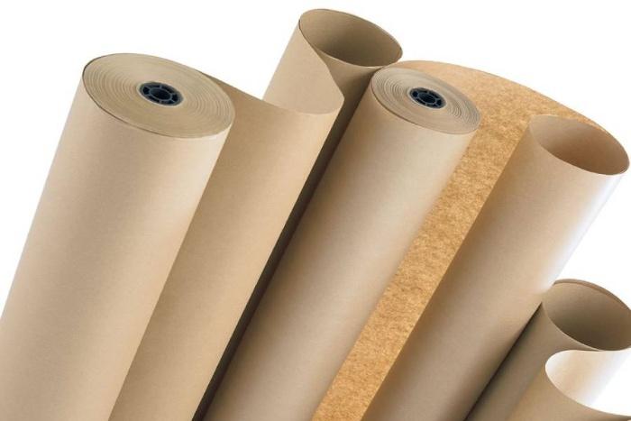 Kraft là chất liệu được nhiều người biết đến với giá thành rẻ và bảo vệ môi trường