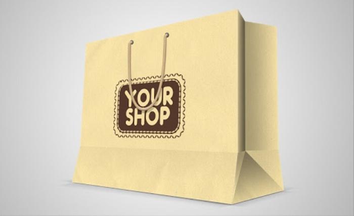 Túi giấy cho mặt hàng giày dép