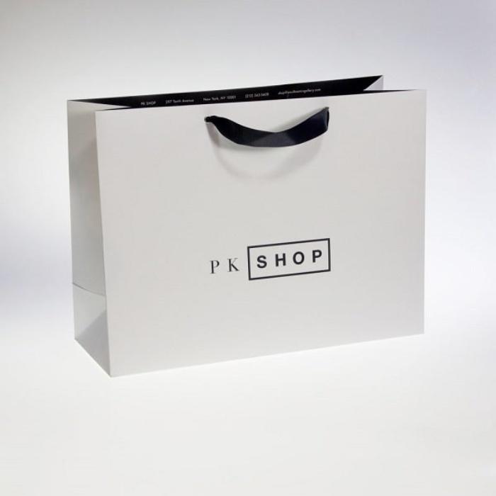 Túi giấy cho cửa hàng thời trang